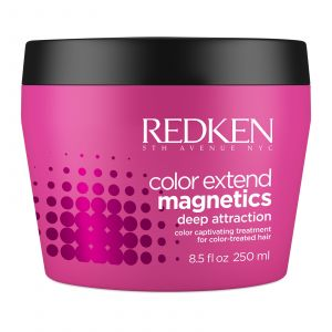 Redken - Color Extend Magnetics - Deep Attraction Mask - 250 ml