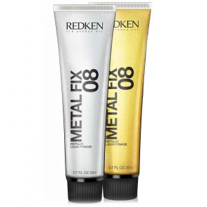 Redken - Fashion Collection - Metal Fix 08 - Metallic Effects - 2x20 ml - SALE