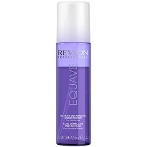 Revlon - Equave - Instant Beauty - Blonde Detangling Conditioner - 200 ml