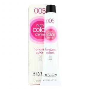 Revlon - Nutri Fondant Colors - 005 Pink - 100 ml