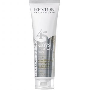 Revlon - 45 Days Color - 2 in 1 Shampoo & Conditioner - For Stunning Highlights - 275 ml
