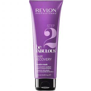Revlon - Be Fabulous - Recovery - Step 2 (Keratin Mask) - 250 ml