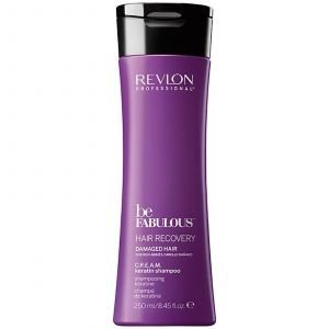 Revlon - Be Fabulous - Recovery - Cream Shampoo - 250 ml