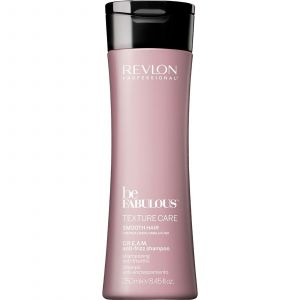 Revlon - Be Fabulous - Smooth - Cream Shampoo