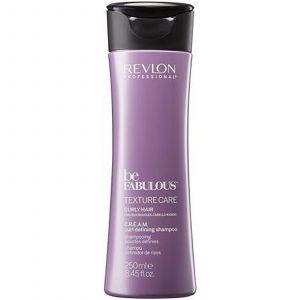 Revlon Be Fabulous Curly Cream Shampoo