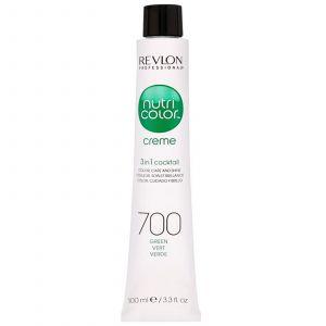 Revlon - Nutri Color Creme - 700 Green - Tube 100 ml