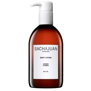 SachaJuan - Body Lotion - Ginger Flower - 500 ml