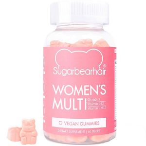 SugarBearHair - Women's Multivitamine  - 60 stuks