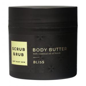 Scrub & Rub - Bliss - Body Butter - 200 ml