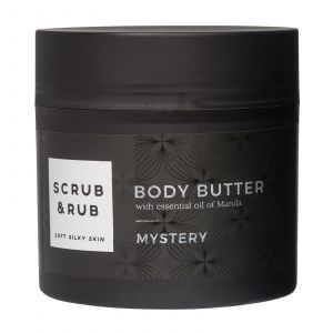 Scrub & Rub - Mystery - Body Butter - 200 ml