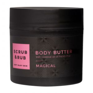 Scrub & Rub - Magical - Body Butter - 200 ml