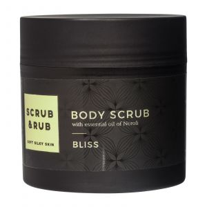 Scrub & Rub - Bliss - Body Scrub - 350 gr