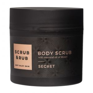 Scrub & Rub - Secret - Body Scrub - 350 gr