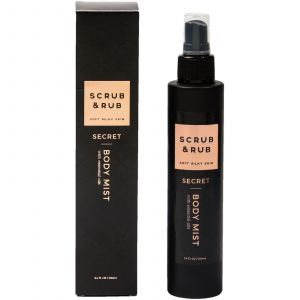 Scrub & Rub - Secret - Body Mist - 100 ml