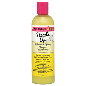 Aunt Jackie's - Girls - Heads Up - Moisturizing Shampoo - 355 ml
