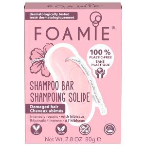 Foamie - Shampoo Bar - Hibiskiss - 80 gr