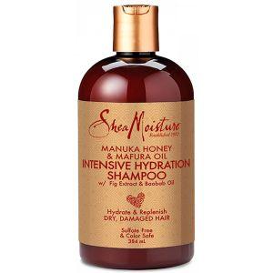 Shea Moisture - Manuka Mafura Oil Shampoo - 384 ml