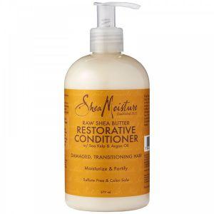 Shea Moisture - Raw Shea Butter Restorative Conditioner - 384 ml