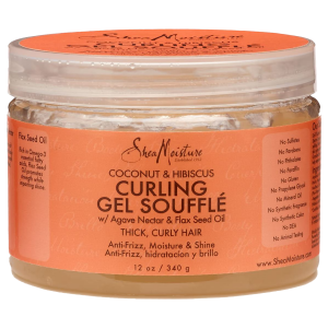 Shea Moisture - Coconut & Hibiscus - Curling Gel Soufflé - 340 gr