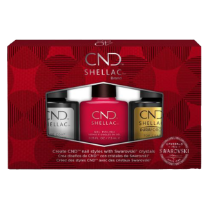 CND - Colour - Shellac - 40 year Anniversary Set