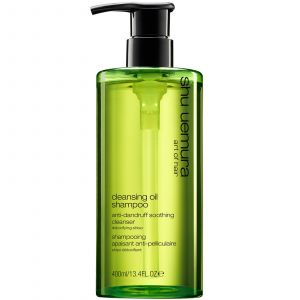 Shu Uemura - Cleansing Oil Shampoo - Anti-Dandruff Soothing Cleanser - 400 ml