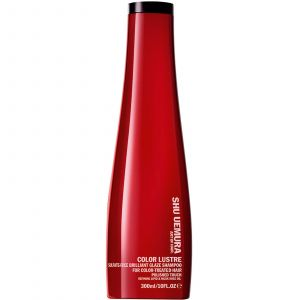 Shu Uemura - Color Lustre - Sulfate-Free Brilliant Glaze Shampoo for Color-Treated Hair - 300 ml