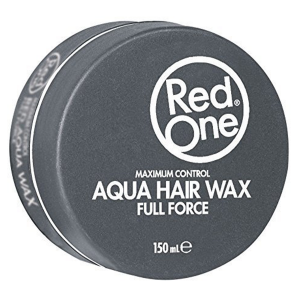 Red One - Quicksilver - Aqua Hair Wax - Full Force - 150 ml