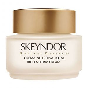 Skeyndor - Natural Defence - Rich Nutriv Night Cream - 50 ml