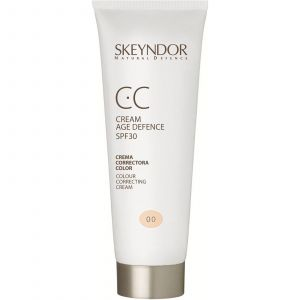 Skeyndor - Natural Defence - CC Cream Age Defense - SPF 30 - 00 Very Light Skin - 40 ml