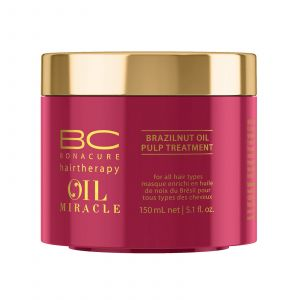 Schwarzkopf - BC Bonacure - Oil Miracle - Brazilnut Oil Pulp Treatment - 150 ml