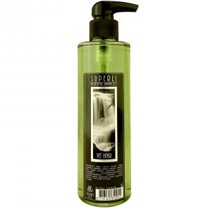 Superli - Eucalyptus Shampoo - Vet Haar - 250 ml