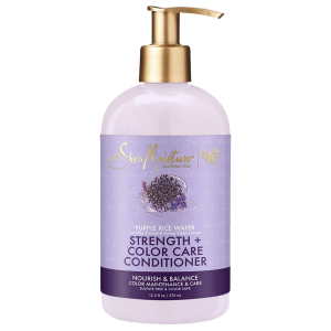 Shea Moisture - Strength & Color Care - Conditioner - 384 ml