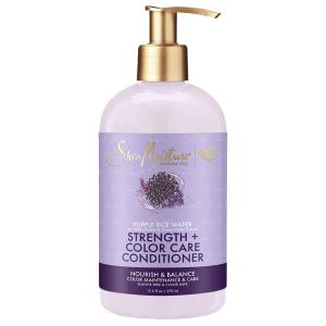 Shea Moisture - Strength & Color Care - Conditioner - 384 ml