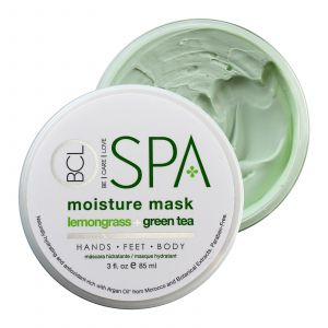 BCL SPA - Lemongrass + Green Tea - Moisture Masque - 89 ml