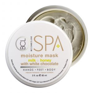 BCL SPA - Milk + Honey White Chocolate - Moisture Masque - 89 ml