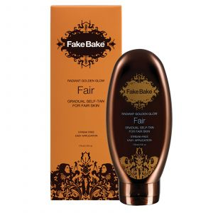 Fake Bake - Fair Gradual Self-Tan Lotion - 170 ml