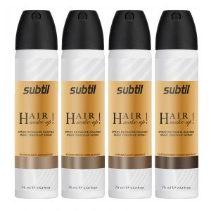 Subtil - Color - Hair Make-Up! - Root Touch-Up Spray - 75 ml