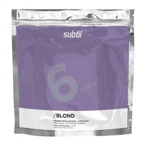 Subtil - Ammoniavrije Blondeerpoeder - 450 gr