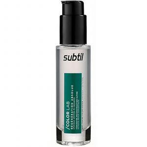 Subtil - Color Lab - Ultimate Repair - Concentrate Serum - 50 ml