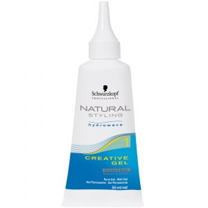 Schwarzkopf - Natural Styling - Hydrowave - Creative Gel 1 - 50 ml