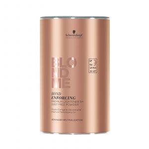Schwarzkopf - Blond Me - Bond Enforcing Premium Lightener 9+ Dust Free Powder - 450 gr