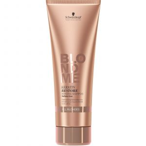 Schwarzkopf - Blond Me - All Blondes - Keratin Restore Bonding Shampoo - 250 ml