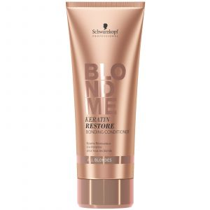 Schwarzkopf - Blond Me - All Blondes - Keratin Restore Bonding Conditioner - 200 ml