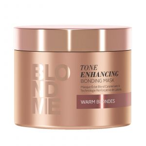 Schwarzkopf - Blond Me - Warm Blondes - Tone Enhancing Bonding Mask - 200 ml