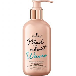 Schwarzkopf Mad About Waves Wind Conditioner