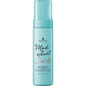 Schwarzkopf - Mad About Curls - Light Whipped Foam - 150 ml
