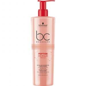 Schwarzkopf - BC Bonacure - Peptide Repair Rescue - Cleansing Conditioner - 500 ml
