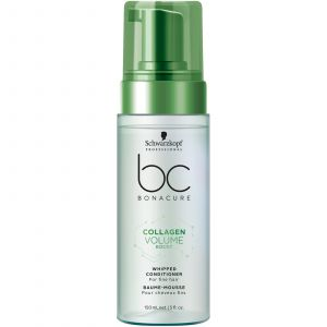 Schwarzkopf - BC Bonacure - Collagen Volume Boost - Whipped Conditioner - 150 ml