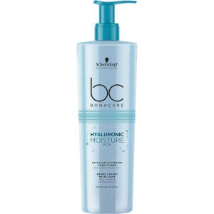Schwarzkopf - BC Bonacure - Hyaluronic Moisture Kick - Micellar Cleansing Conditioner - 500 ml