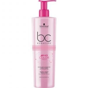 Schwarzkopf - BC Bonacure - pH 4.5 Color Freeze - Micellar Cleansing Conditioner - 500 ml
